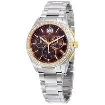 Maurice Lacroix Miros Mother Of Pearl Dial Ladies Watch...
