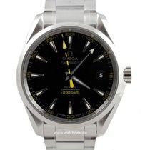 "Omega Seamaster Aqua Terra Chronometer ""15.000 Gauss"""