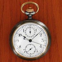 G.Leon Breitling S.A. 1914  Montbrillant Watch My  Taschenchro...