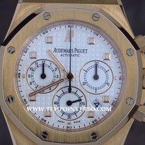 Audemars Piguet Royal Oak chrono 39mm rose gold/Aligator full set
