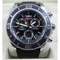 Breitling Superocean Chronograph A73310A8-BB73BKLT Quartz...