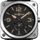 Bell & Ross BR 01-97 ROSE Gold NEU mit Box + Papieren