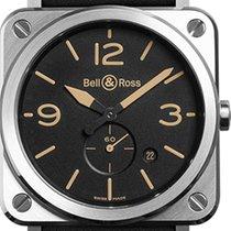 Bell & Ross BR 01-97 ROSE Gold NEU mit Box + Papieren