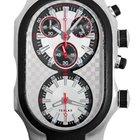 "Philip Stein ""Teslar"" Dual Time Zone Chronograph."