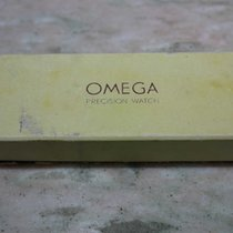 "Omega vintage watch box super rare ""precision watch"""