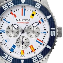 Nautica A12627G NST 07 Flag Multifunktion 44 mm 10 ATM