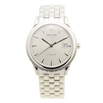 Longines Flagship Stainless Steel Silver Automatic L4.874.4.72.6
