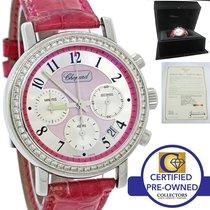 Chopard Elton John Mille Miglia Diamond Chrono 8331 Pink AIDS