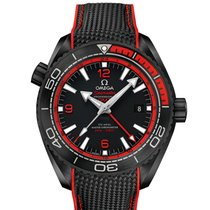 Omega Planet Ocean 600m Co-Axial Master Chronometer GMT 45.5