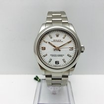 Rolex Oyster Perpetual Midsize 31mm, Box & Documens