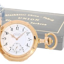 Union Glashütte Pocket watch: important and extremely rare...
