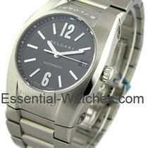 Bulgari EG35BSSD Ergon id Size in Steel - on Steel Bracelet...