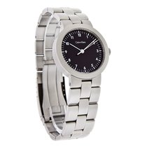 ck Calvin Klein Ck Icon Black Dial Swiss Automatic Watch K1121.30