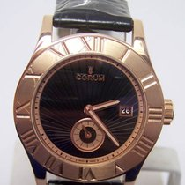 Corum 18k Rose Gold ROMVLVS Mens Watch