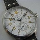 Zeno-Watch Basel ZENO Superoversized Pilot Handaufzug Unitas 6498