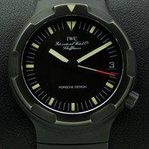 IWC Porsche Design Ocean 500 Black Titanium