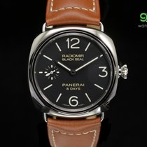 Panerai Pam 609 Radiomir Black Seal 45mm Stainless Steel
