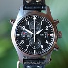 IWC Pilots Double Chronograph Stainless Steel 46 mm