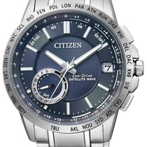 Citizen Elegant Eco Drive Satellite Wave CC3000-54L