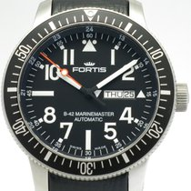 "Fortis ""B-42 Marinemaster Day Date"" Year 2015"