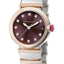 Bulgari Lucea 102497 Automatic Ladies  LU33C7SPGSPGD/11