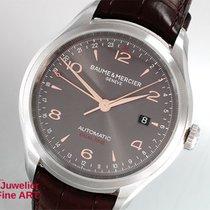 Baume & Mercier Clifton Dual Time  Automatik - Stahl - 86,7g