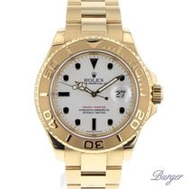 Rolex Yachtmaster 40mm Yellow Gold