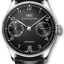 IWC Portuguese 7 Days IW5001 09