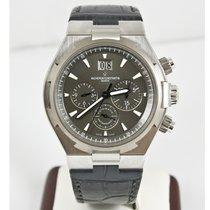 Vacheron Constantin 42mm Oversea Chronograph Watch 4590-000W