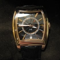 Bedat & Co No. 3 18k Rose Gold Gmt Box/papers  No. 388
