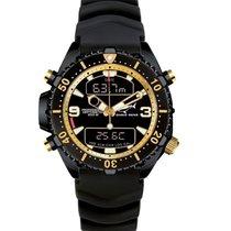 Chris Benz Uhr Taucheruhr Depthmeter CB-D200-MK1