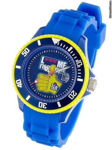 Ice Watch LMIF F Me Im Famous - Royal Blue Hand - Small LM.SS.RBH.S.S.11