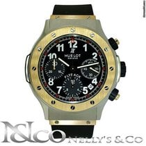 Hublot Super B Flyback 18K Rose Gold & Steel