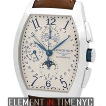 Longines Evidenza Triple Calendar Chronograph Moonphase