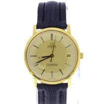 Omega Constellation Automatic Chronometer 18K Gold