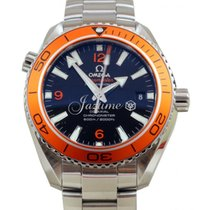 Omega 232.30.42.21.01.002 Planet Ocean 600M Co-Axial 42mm...