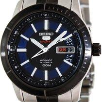 Seiko 5 SPORTS DIVERS SRP341K1 AUTOMATICO - Cristal Hardlex