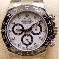 Rolex Daytona, Ref. 116500LN - weißes Zifferblatt