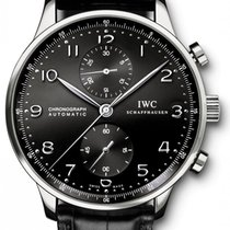 IWC [NEW] Portuguese Automatic Chronograph IW371447 Watch