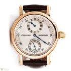Chronoswiss Grand Regulateur 18K Rose Gold Men's Watch