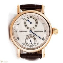 Chronoswiss Grand Regulateur 18K Rose Gold Men's Watch
