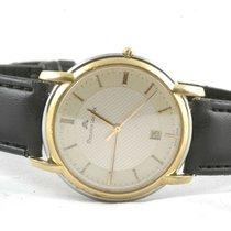 Maurice Lacroix Calypso Damen Uhr Vergoldet 28mm