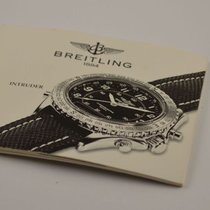 Breitling Anleitung Manual Intruder Reveil