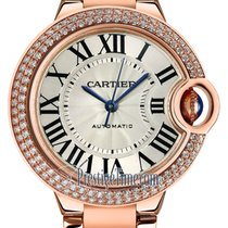 Cartier Ballon Bleu 33mm we902034