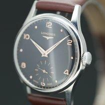 Longines Handaufzug Cal. 12.68Z  Black Dial  From 1956