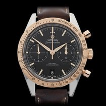 Omega Speedmaster Stainless Steel/18k Rose Gold Gents 331224251