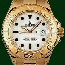 Ρολεξ (Rolex) Yachtmaster 16628 18K Yellow Gold 40mm  Box&...