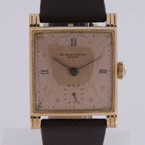 Baume & Mercier Geneve Square Gold Case