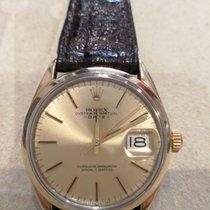 Rolex Date Golden capsule