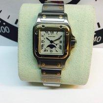 Cartier Santos Galbee  Mondfase 119902